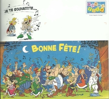 PAP NEUF ; ASTERIX - Timbres