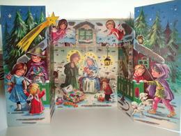 Document ( 1 )    Kerststal  Noël   Kerstmis - Vieux Papiers