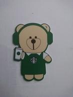 China Gift Cards, Starbucks, 200 RMB, 2019, (1pcs) - Cartes Cadeaux