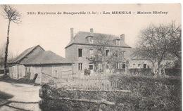 Environs De Bacqueville-les Mesnils-la Maison Hinfray. - France