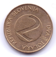 SLOVENIA 2004: 2 Tolarja, KM 5 - Slovenia
