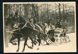 """Nederlanden - Arrenslee Koninklijk Huis , """"S Gravenhage 24-1- 1940 - See The 2 Scans For Condition.( Originalscan !! ) - Familles Royales"""