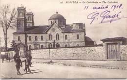 Albanie - KORITZA (Korçë) - La Cathédrale - Albania
