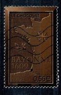 2009 N 4361 CARTE BAYONNE CHOCOLAT OBLITERE #230# - Frankreich