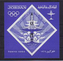 Jordanien Block 28 ** - Giordania