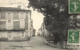 40 - Monfort En Chalosse - Rue Sainte Catherine - 2493 - Montfort En Chalosse
