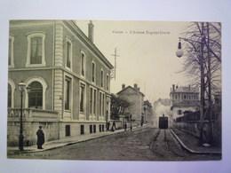 2020 - 5778  VOIRON  (Isère)  :  L'Avenue Dugueyt-Jouvin   XXX - Voiron