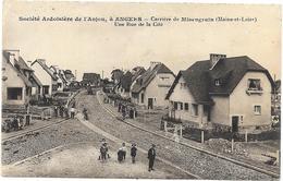 ANGERS : CARRIERE DE MISENGRAIN - Angers