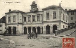 40 - Monfort En Chalosse - La Mairie - 2494 - Montfort En Chalosse