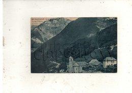 Bourg-d'Oisans (38) : Vue Panoramique Du Quartier De L'église De La Pautuire-d'Ornon Env 1930 PF. - Bourg-d'Oisans