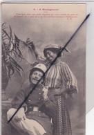 A Madagascar ; Militaire Colonial : C'est égal,avec Une Petite Négresse Qui Vous Comble De Soins..... - Humour