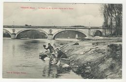 27 - Vernon - Le Pont Vu De La Rive Droite De La Seine - Vernon