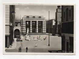 Brescia - Piazza Della Vittoria - Automobili Dell'Epoca - Viaggiata Nel 1942 - (FDC22191) - Brescia