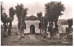 MONTCARET - Le Temple Protestant - Francia