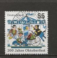 Fêtes D'octobre - Used Stamps