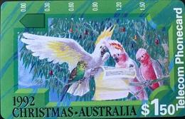 AUSTRALIE  -  Telecom Australia  -  Cacatoès -  $ 5 - Australië