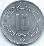 Algeria - 10 Centimes  - 1984 - KM115 - Algeria