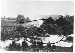 Armée Française  Char Blindé RCC BCC  Prototype FCM2C ESSAIS - Guerre, Militaire