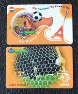 NEDERLAND / HOLAND  -   Soccer Phonecard - Nederland