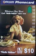 AUSTRALIE  -  Telecom Australia  -  Dog  -  $ 10 - Australië