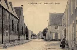 72. N°205900. Torcé.intérieur Du Bourg - Autres Communes