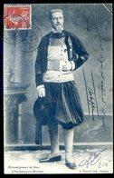 Cpa Monseigneur Le Duc  D' Orléans En Breton    AVR20-116 - Familles Royales