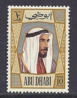 Abu Dhabi - Sheikh, Sultan - Fine Used - Altri - Asia