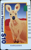 AUSTRALIE  -  Telecom Australia  -  Kangaroo  -  $ 10 - Australia