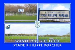 Sainte Luce Sur Loire (44 - France) Stade Philippe Porcher - France