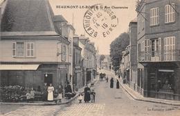 BEAUMONT LE ROGER - Rue Chantereine - Beaumont-le-Roger