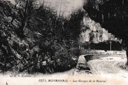 ROYANNAIS LES GORGES DE LA BOURNE    REF 66203 - Non Classés