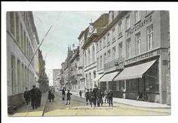 BLANKENBERGHE  Rue De L'Eglise  ( Colorisee ) - Blankenberge