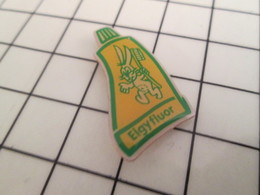 813F Pin's Pins / Beau Et Rare / THEME : MEDICAL / DENTIFRICE ELGYFLUOR MAPIN BROSSE A DENTS - Medical