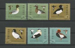 Poland 1985 Ducks Y.T. 2809/2814 (0) - Eenden
