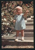 H.k.h Prinses Beatrix - Uitgave Vereeningen Voor Militairen - See The 2 Scans For Condition.( Originalscan !! ) - Familles Royales
