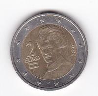 2010 EURO 2,00 - Autriche