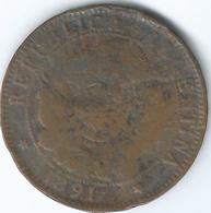 Argentina - 2 Dos Centavos - 1891 - KM33 - Argentine