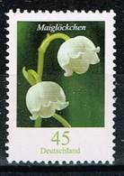 Bund 2010,Michel # 2794 ** Blumen: Maiglöckchen - Unused Stamps