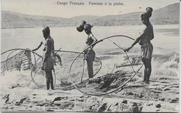 Auguste Béchaud - Congo Français - Femmes à La Pêche - - French Congo - Other
