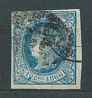 Cuba Sueltos 1866 Edifil 14 O - Cuba (1874-1898)