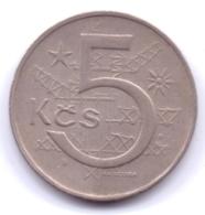 CZECHOSLOVAKIA 1965: 5 Koruny, KM 60 - Tschechoslowakei
