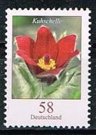 Bund 2012,Michel # 2968 ** Blumen: Kuhschelle - Unused Stamps