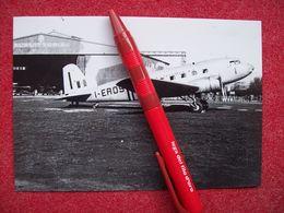 FOTOGRAFIA  AEREO DOUGLAS DC2 ALA LITTORIA I-EROS - Aviazione