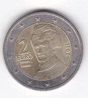 2011 EURO 2,00 - Autriche