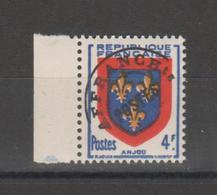 FRANCE /1949 / Y&T Préo N° 105 ** : Armoiries De L'Anjou Surchargé X 1 BdF G - Préoblitérés
