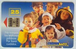 25 Units Children - Uruguay