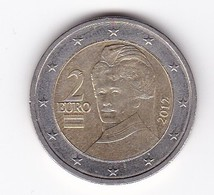 2012 EURO 2,00 - Autriche