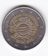 2012 EURO 2,00 SPECIAL - Autriche