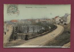 010620 - 51 VERZENAY Place Et Jardin Public - Collection L Chauderlot - Autres Communes