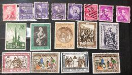 Vaticano Usa 17 Stamp Used Cod.fra.1631 - Oblitérés